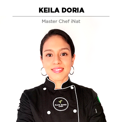 iNat Chef Keyla Doria