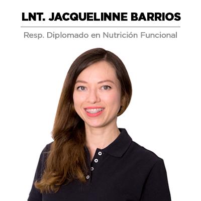 iNat LNT. Jaquelinne Barrios