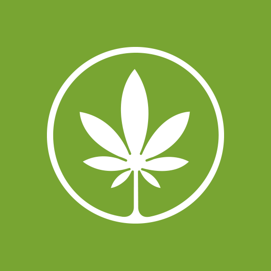 inat logo cannabis