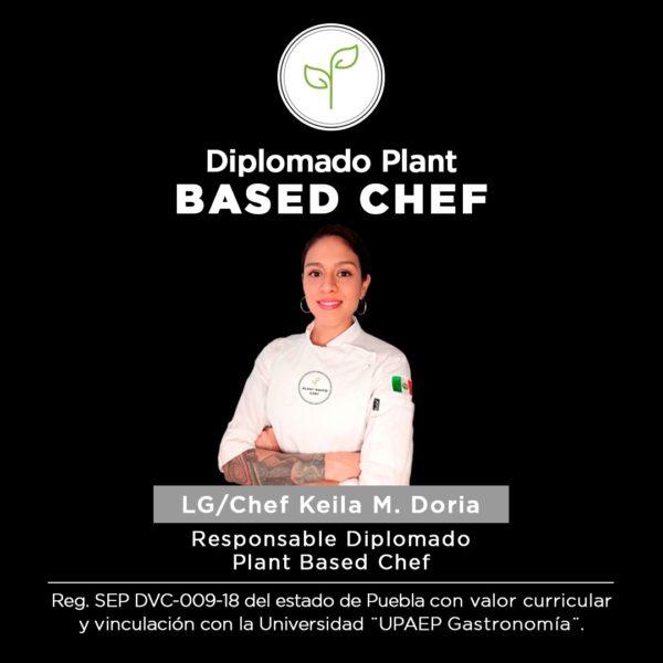 Plant Based Chef Soporte